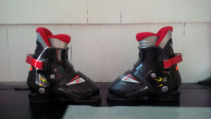 Kids Nordica Super No.1 Ski Boots