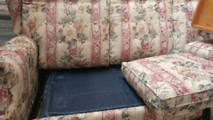 MOVING queen sized sofa bed in beautiful condition!