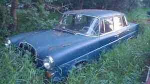 1966 Mercedes Diesel