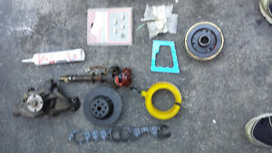 Late Model racing parts