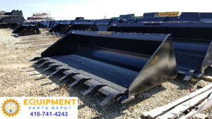 BUCKETS AND FORKS FOR CONSTRUCTION & FARM EQUIPMENT
