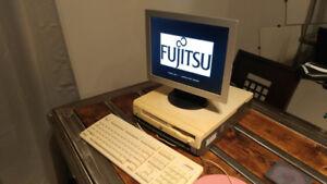Vintage HP Vectra - DOS !