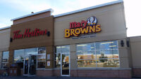 Mary Brown's Chicken Franchise for Sale Located in busy Plaza!