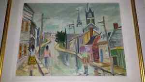 Henry Leopold Masson (4) oil painting