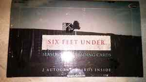 Cartes/Cards SIX FEET UNDER Seasons 1+2 HBO SERIES