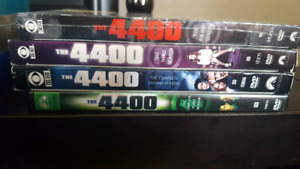 The 4400 TV Series on DVD