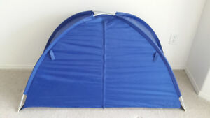 COLLAPSIBLE STORAGE TENT GREAT FOR TOYS, GAMES, CAMPING, SHOES..