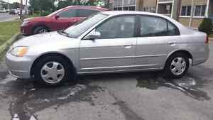 For sale Honda civic 2002(SOLD)
