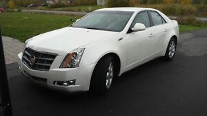 2008 Cadillac CTS Sedan  67000km Safetied  and E-tested