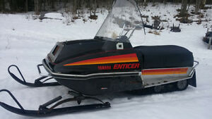 yamaha enticer 250 buy or sell snowmobiles in ontario kijiji classifieds. Black Bedroom Furniture Sets. Home Design Ideas