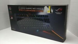 CLAVIER USB ASUS ROG CLAYMORE CORE SEULEMENT 129.95$