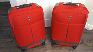 Luggage - 2 pieces