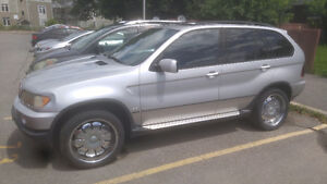 2002 BMW X5 3.0 SUV, Crossover