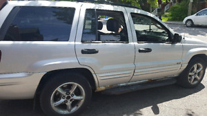 Jeep Grand Cherokee 2004/ Selling As is / A vendre tel quel