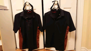 Tim Hortons uniform T-shirts medium woman