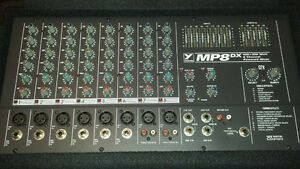 YORKVILLE MP8 DX  400 + 200  WATTS AMP