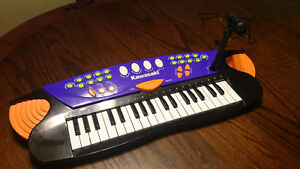 Kids Kawasaki keyboard