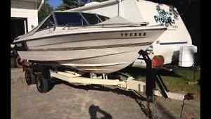 17ft Sunray Bowrider - fast - big water ready!