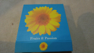 Brand new fruit& passion perfumes ser