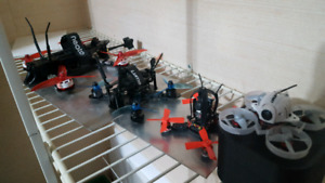 Racing and freestyle drone build and repair