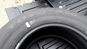 New P265 65 R17  All-Season truck tires