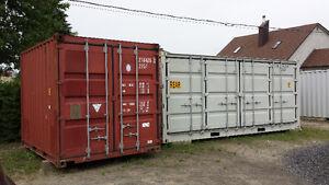 Conteneur marin d'entreposage mobile à louer ou à vendre