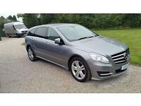 2011 11 Mercedes-Benz R350 3.0CDI 265bhp 4X4 L Auto 350L LOW MILES 7 SEATS P/X