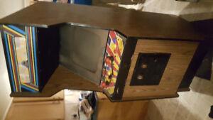 E-SWAT arcade cabinet