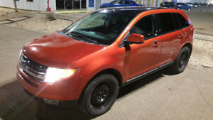 2007 Ford Edge SEL w/2 Sets of New Tires. Ready For Winter!