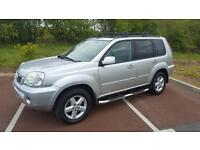 Nissan X-Trail 2.2dCi SVE HUGE SPECIFICATION SEE BELOW