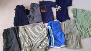 Boys clothing lot size 8/10