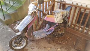 Siezed 50cc for sale