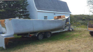 New 24ft by 10ft Cape Islander Outboard