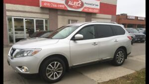 2014 Nissan Pathfinder 4WD,7 SEATER,CLEAN CARPROOF,ONE OWNER,HEA