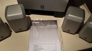 Yamaha 5.1-Channel A/V Home Theater System Windsor Region Ontario image 2