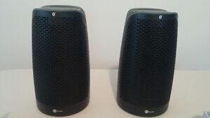 inStudio Water Resistant Bluetooth Speakers