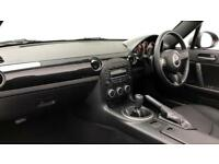 2014 Mazda MX-5 1.8i SE 2dr Petrol black Manual