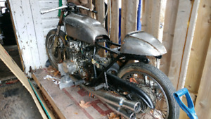 1975 Honda 550 four k project or parts