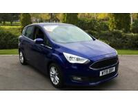 2015 Ford C-MAX 1.6 125 Zetec 5dr Manual Petrol Estate