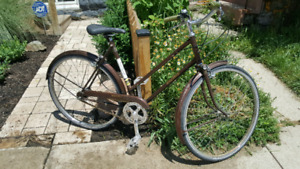 Vintage Womens Raleigh Bike - Tuned Up