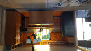 Cabinets and Countertops - Good Condition