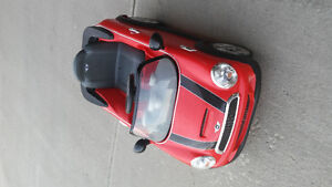 Toy car ride on