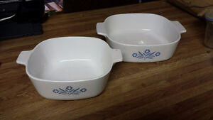 Vintage Corningware Corn Flower Bowls Etc London Ontario image 1