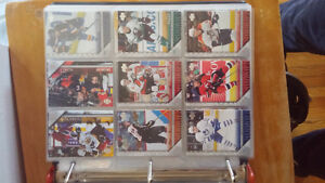 2005-06 UD series 1 base, young guns and inserts. Kingston Kingston Area image 2