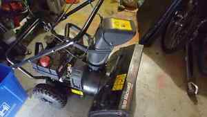 "3yr old yard machine 5.5hp/22"" with electric start"