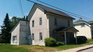 maison a vendre  60 000$