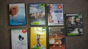DVD Drama movies Cambridge Kitchener Area image 1