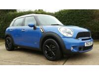 2012 MINI COUNTRYMAN 2012 COOPER SD ALL4 AUTO 43K MILES HATCHBACK DIESEL