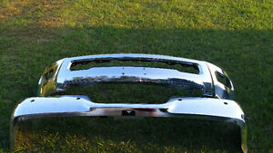 2010 and up Dodge ram 2500/3500 front and rear bumpers for sale. Kawartha Lakes Peterborough Area image 1