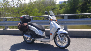 Scooter kymco pepole 200cc